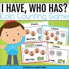 I Have, Who Has Counting Coins to 30 Cents