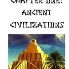 I Heart World History Text Chapter 1--Ancient Civilizations