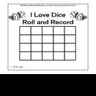 I Love Dice Roll and Record!