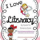 I Love Literacy - Center Activities, Printables, and Bulle