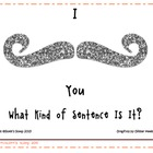 "I ""Mustache"" You What Kind of Sentence Is It?"