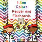 I See Colors Student and Teacher Book