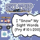 "I ""Snow"" My Sight Words: Fry #101-200"