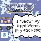 "I ""Snow"" My Sight Words: Fry #201-300"