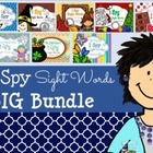 I Spy Sight Words ~BIG BUNDLE!~