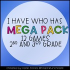I have, who has? [2nd/3rd Grade Mega Pack]