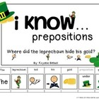I know...Prepositions: Where Is The Leprechaun Hiding His