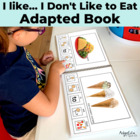 I like...I don't like... to Eat...2 Adapted Book Special E