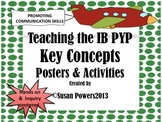 IB Key Concepts Posters and Activities