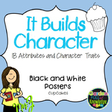 IB Learner Profile Attribute Posters & Character Traits in