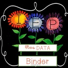 IEP plus Data Collection Binder