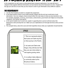 Renaissance Graphic Organizer Looks Like an IPAD! Now Comm