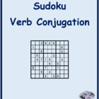 IR verbs in French Sudoku