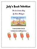 """Ice Cream King """" July Camp Bookworm Selection"""""""