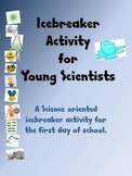 Icebreaker Activity for Young Scientists