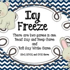 Icy Freeze - Two Games in One with a Focus on Initial/Endi