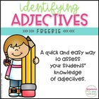 FREE Identifying Adjectives
