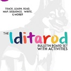Iditarod Themed Bulletin Board Set and Lesson Activities