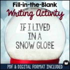 """If I Lived in a Snow Globe..."" (Language Arts)"