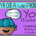 If Ya Got A (Word) Problem, Yo! I'll Solve It!