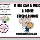 If You Give a Mouse a Cookie Phonics Freebie