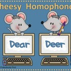 If You Give a Mouse a Homophone
