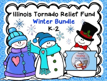 Illinois Tornado Relief Fund Winter K-2 Bundle