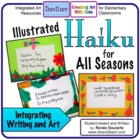Illustrated Haiku for All Seasons - An Integrated Writing