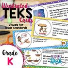 Kindergarten TEKS - Illustrated and Organized!