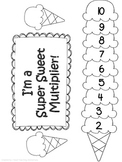 I'm a Super Sweet Multiplier!: A Multiplication Facts Indi
