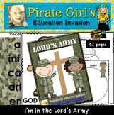 I'm in the Lord's Army (Biblical Military Unit)