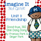 Imagine It Good-bye, 382 Shin Dang Dong Grade 3