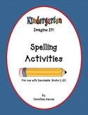 Imagine It!-Kindergarten Spelling Activities
