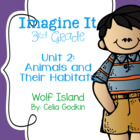 Imagine It Wolf Island Grade 3