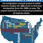 Immigration Unit Project