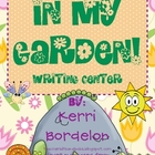 In My Garden! Writing Center