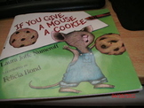 In You Give A Mouse A Cookie
