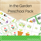 In the Garden- Phonological Awareness for Spring