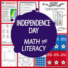 Independence Day Unit-Common Core Standards