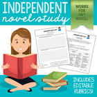 Independent Novel Study (various grades)