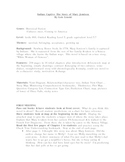 Indian Captive Story of Mary Jemison guided reading plan