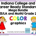 Indiana College and Career Ready Standards Color Display P