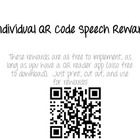 Individual Student Rewards with QR Codes