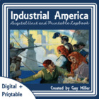 Industrial America & Westward Expansion Lap Book