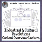Industrial and Cultural Revolutions World History Powerpoi