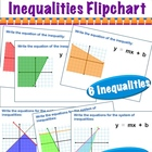 Inequalities Flipchart for Promethean Board