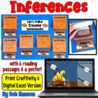 Inference Craftivity:  Let's Make S'more Inferences