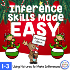 Inference Holiday Freebie-Christmas Edition