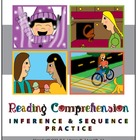 Inference Practice Through Reading Comprehension -For Lite