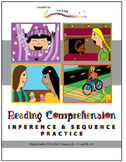 Reading Comprehension – Inference & Sequence Practice